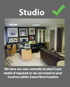 Headshot Studio Essex