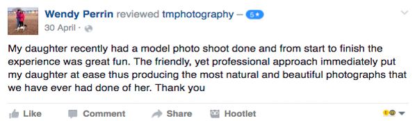 Essex Photography Studio review.